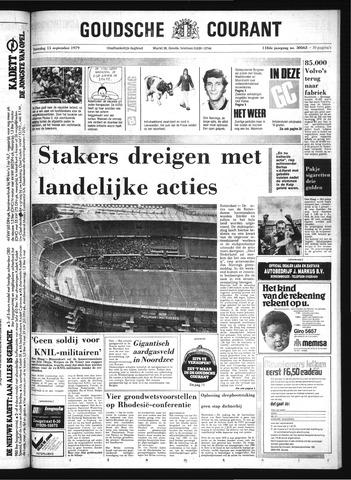 Goudsche Courant 1979-09-15