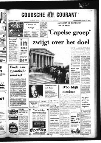 Goudsche Courant 1977-10-13