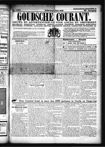 Goudsche Courant 1929-06-01
