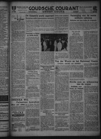 Goudsche Courant 1948-04-21