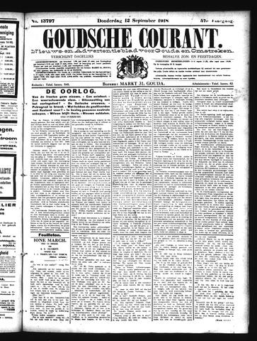 Goudsche Courant 1918-09-12