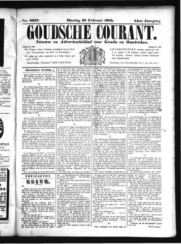 Goudsche Courant 1905-02-28