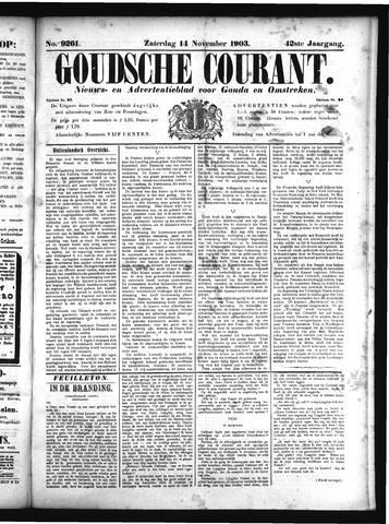 Goudsche Courant 1903-11-14