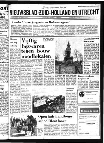 Schoonhovensche Courant 1979-03-14