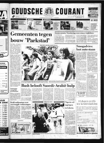 Goudsche Courant 1990-08-04