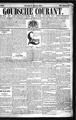 Goudsche Courant 1922-01-03