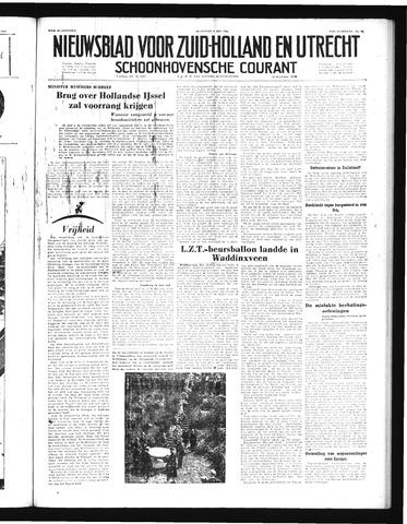 Schoonhovensche Courant 1952-05-05