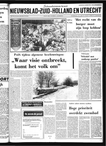 Schoonhovensche Courant 1979-01-31