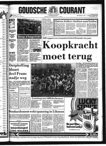 Goudsche Courant 1981-04-21