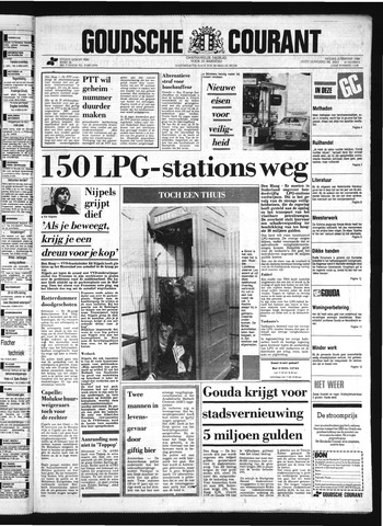 Goudsche Courant 1984-02-03