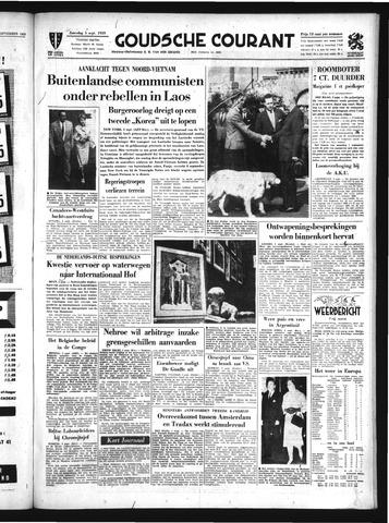 Goudsche Courant 1959-09-05