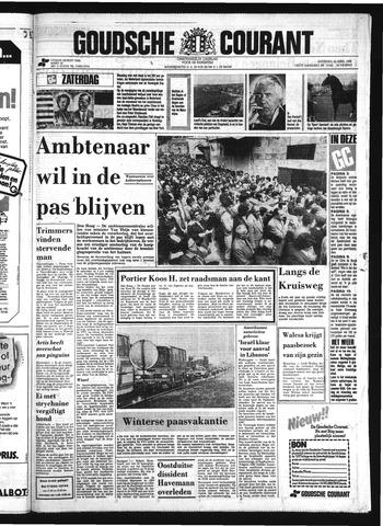 Goudsche Courant 1982-04-10