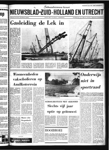 Schoonhovensche Courant 1978-07-05