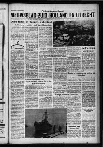 Schoonhovensche Courant 1962-11-23