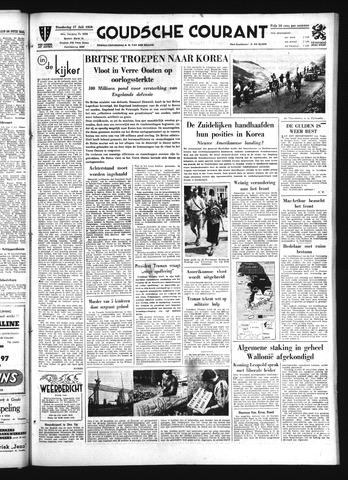 Goudsche Courant 1950-07-27