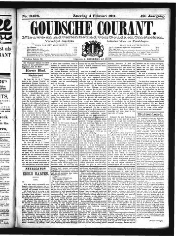 Goudsche Courant 1911-02-04