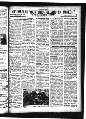 Schoonhovensche Courant 1942-11-20