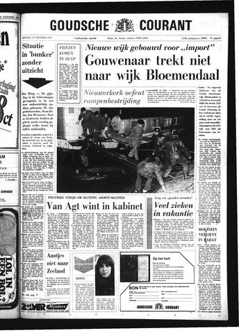 Goudsche Courant 1974-10-29