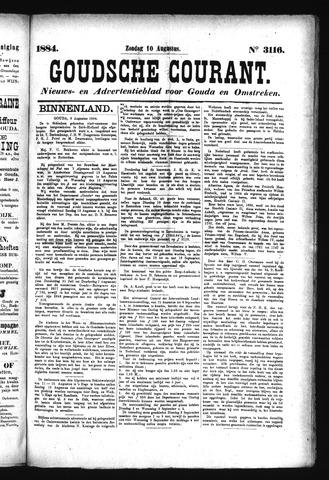 Goudsche Courant 1884-08-10