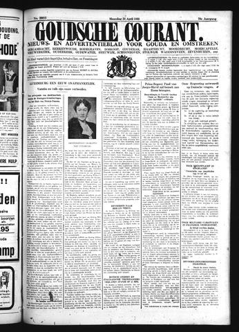 Goudsche Courant 1939-04-24