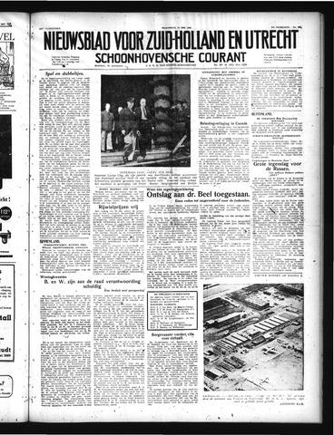 Schoonhovensche Courant 1949-05-18