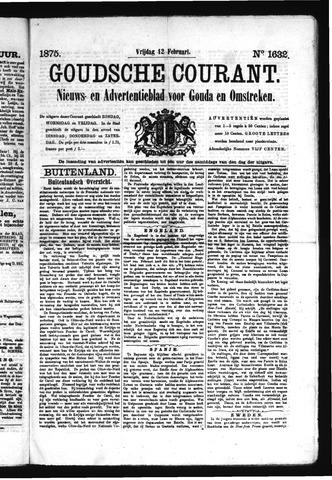 Goudsche Courant 1875-02-12