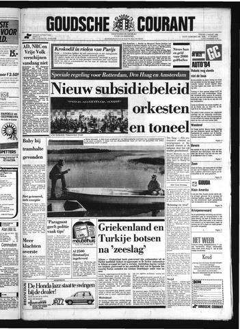 Goudsche Courant 1984-03-09