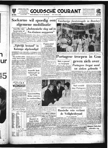 Goudsche Courant 1961-12-19
