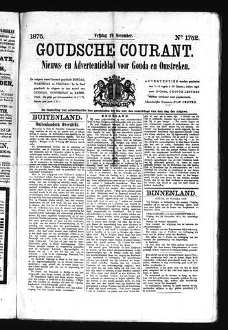 Goudsche Courant 1875-11-19
