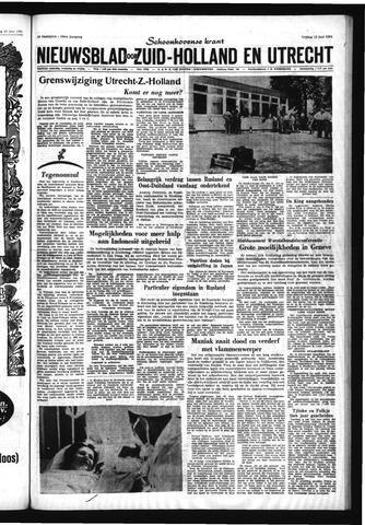 Schoonhovensche Courant 1964-06-12