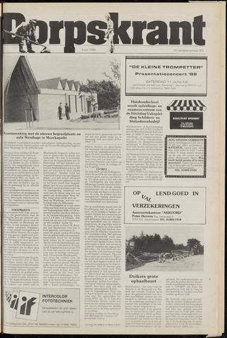 Dorpskrant 1988-06-08