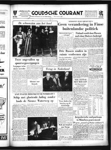 Goudsche Courant 1961-11-06