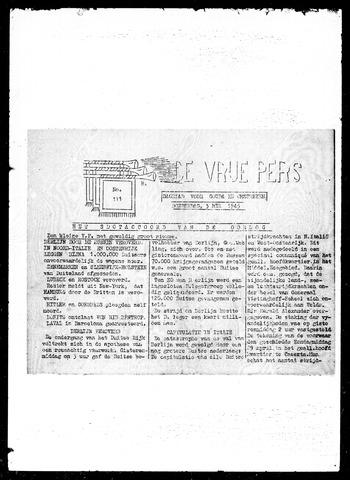 De Vrije Pers 1945-05-03