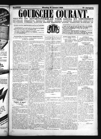 Goudsche Courant 1933-01-10