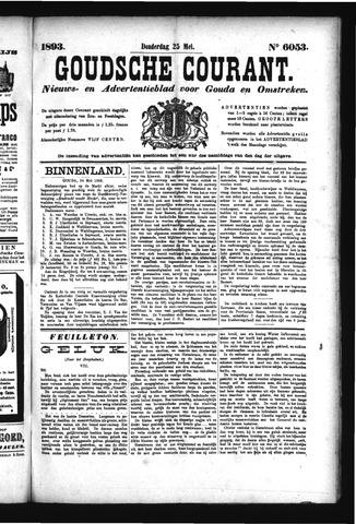 Goudsche Courant 1893-05-25