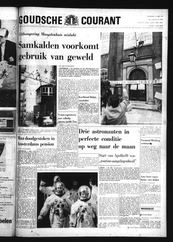 Goudsche Courant 1969-05-19