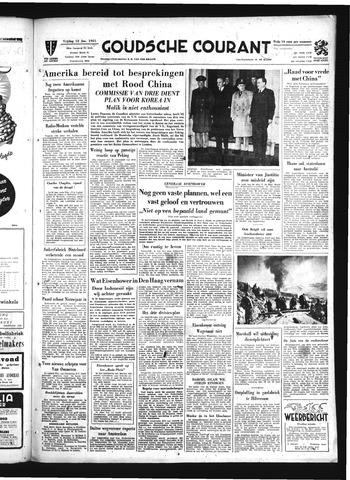 Goudsche Courant 1951-01-12