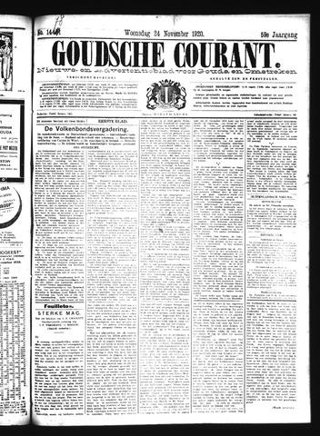 Goudsche Courant 1920-11-24