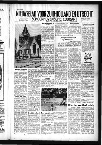 Schoonhovensche Courant 1953-05-18