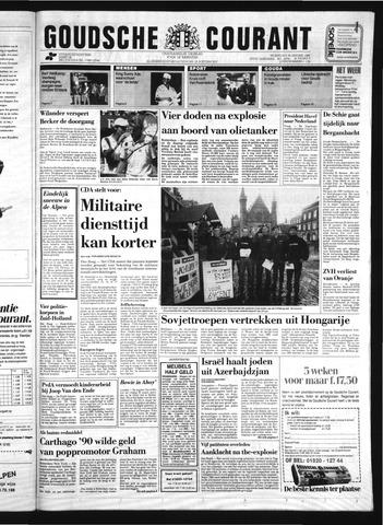 Goudsche Courant 1990-01-24