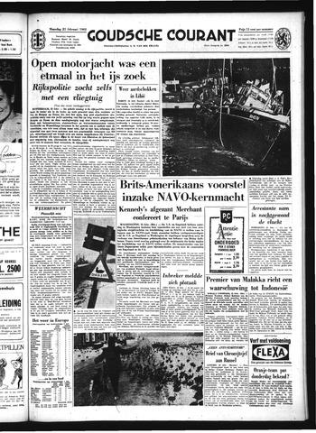 Goudsche Courant 1963-02-25