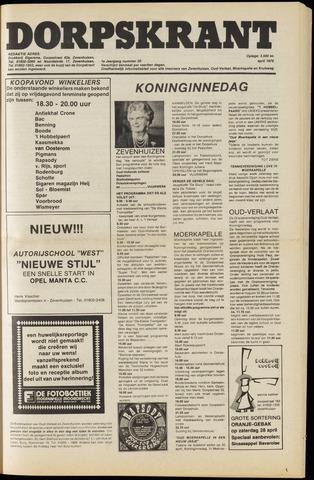 Dorpskrant 1979-04-20
