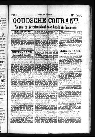 Goudsche Courant 1880-02-22