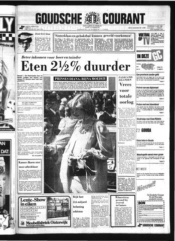 Goudsche Courant 1982-05-19