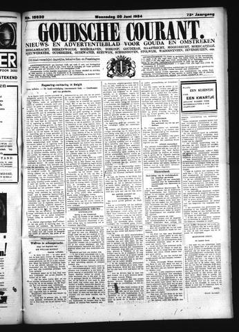 Goudsche Courant 1934-06-20