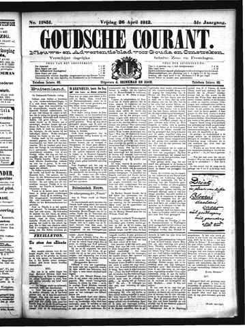 Goudsche Courant 1912-04-26
