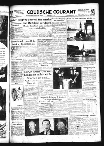 Goudsche Courant 1954-02-05