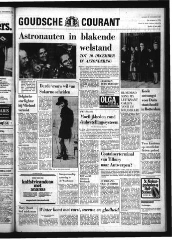 Goudsche Courant 1969-11-25
