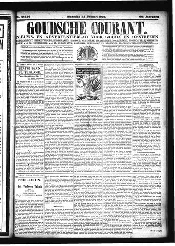 Goudsche Courant 1922-01-23