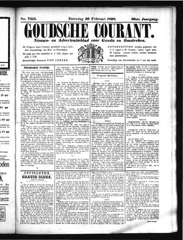 Goudsche Courant 1898-02-26